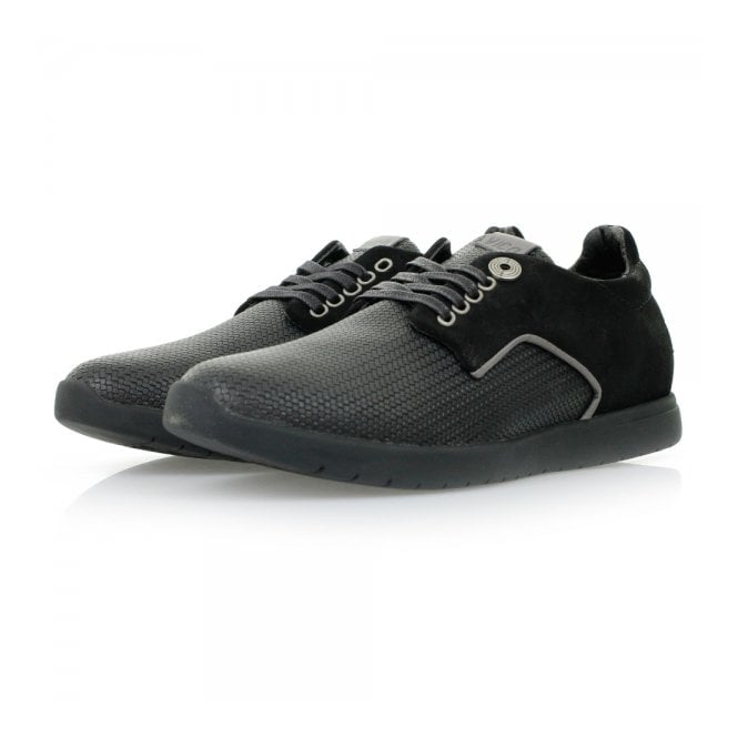 Vico Footwear Vico Yale Black Shoes V029