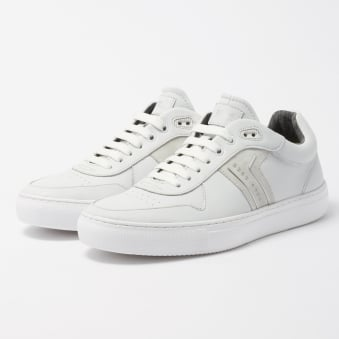 White Enlight Tenn Trainers