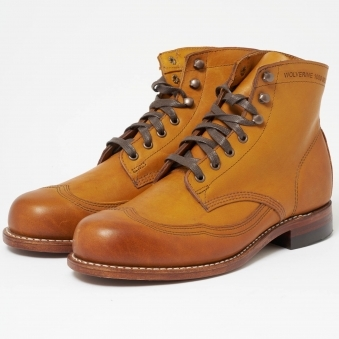 Wolverine Addison Tan Boot W05343