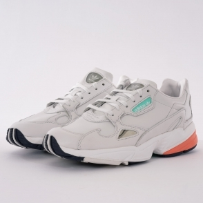 competitive price 7a7cd fb015 Womens Falcon - White  Orange · adidas Originals ...