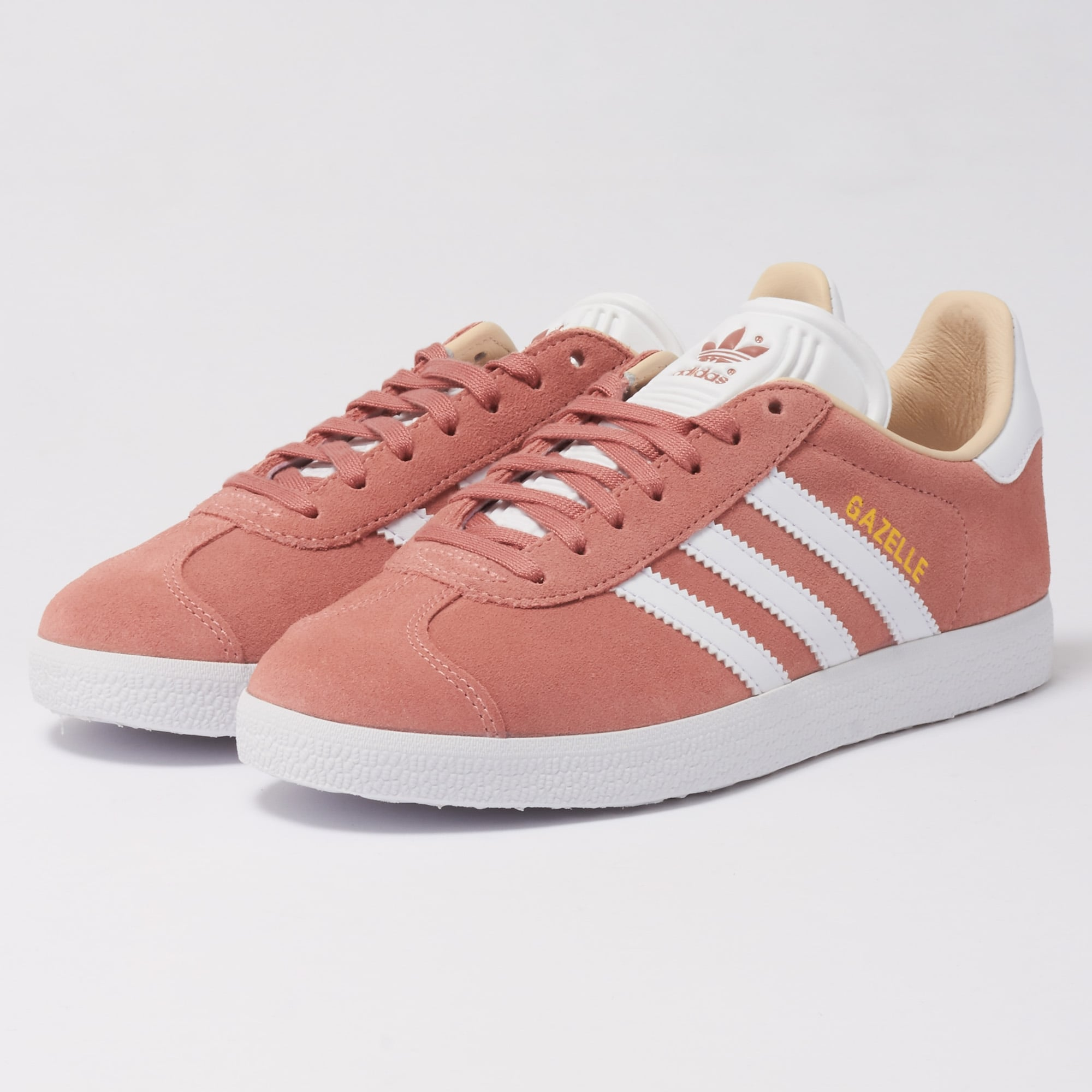 72246de735dd0a Adidas Originals Womens Gazelle Sneakers
