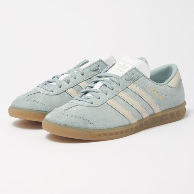 Adidas Originals Womens Hamburg - Tactile Green