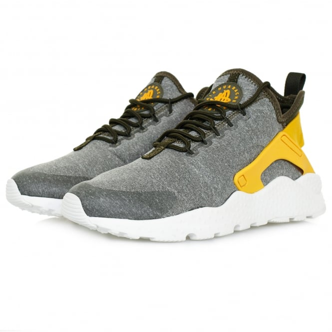 Nike Women's Air Huarache Ultra SE Dark Loden Shoe 859516300