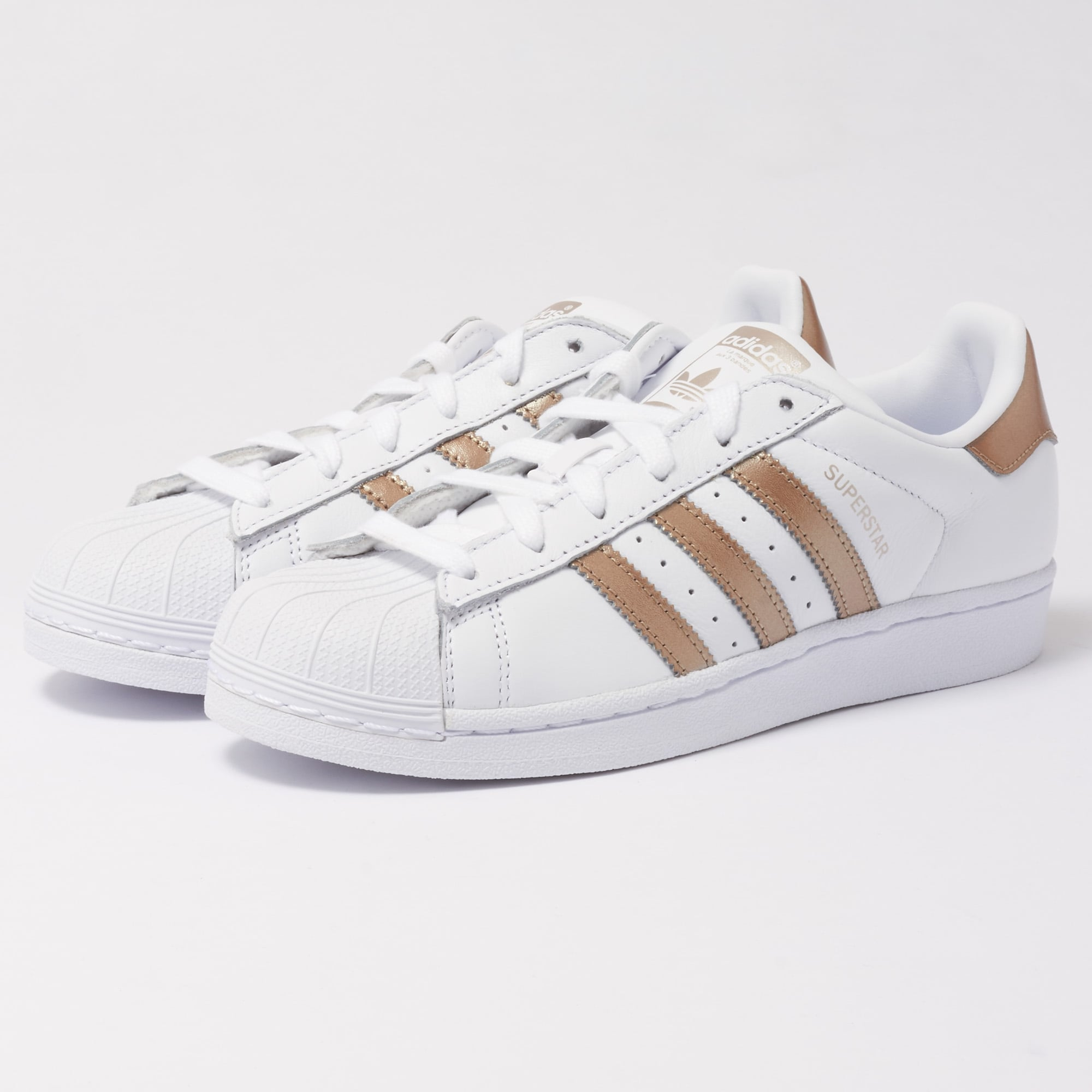 Adidas Originals Womens Superstar Sneakers  417c6a145