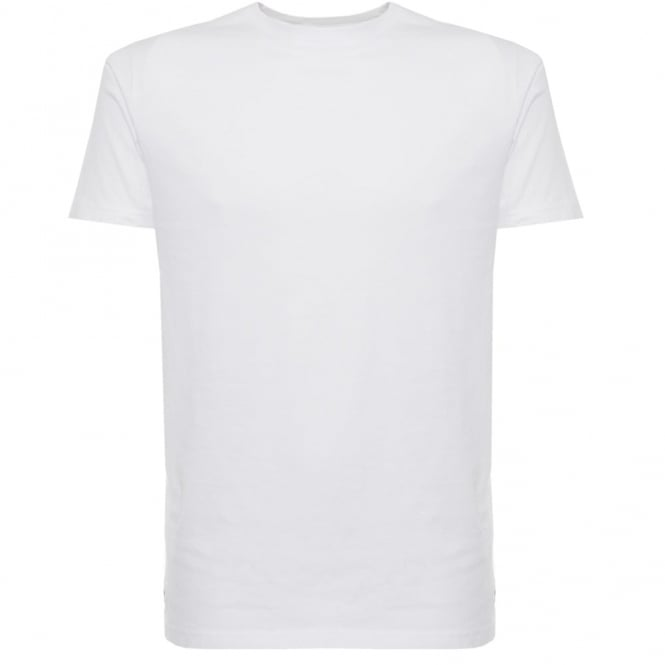 Wood Wood Solid Bright White T-Shirt 10005707