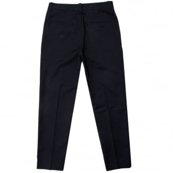 Wood Wood Tristan Dark Navy Trousers 11635002-5068
