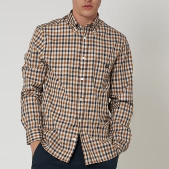 York Club Check Shirt