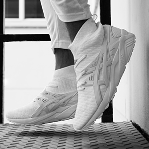 The Asics Gel Kayano Knit MT Drops This Week