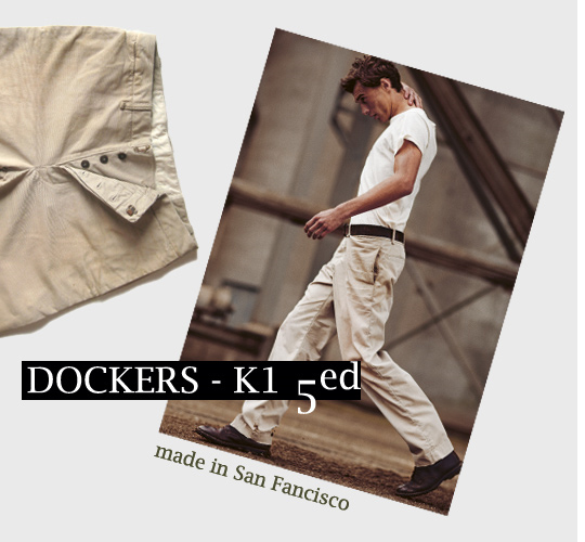 Check out our latest selection of Dockers
