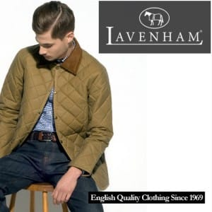 Made in Enland qulited jackets