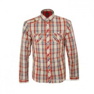 Luke 1977 Rhodes Check Shirt