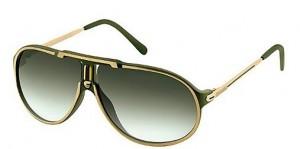 Carrera Champion-M BRP Military Green-Gold Sunglasses