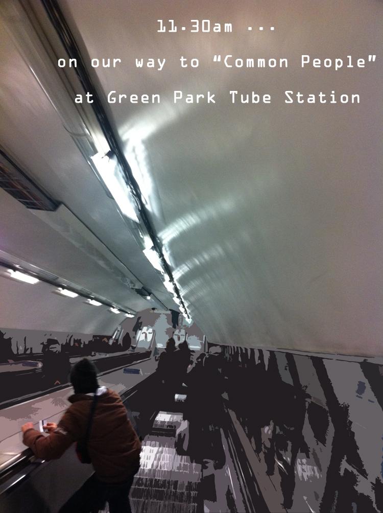 Green Park Station