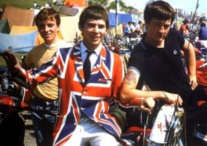 Fred Perry Mods