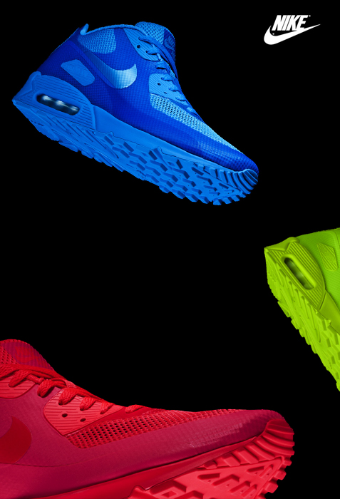 Nike Air Max 90 - Hyperfuse Collection