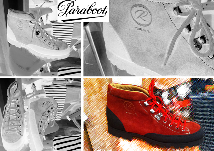 Paraboots Coming Soon Sept 2011