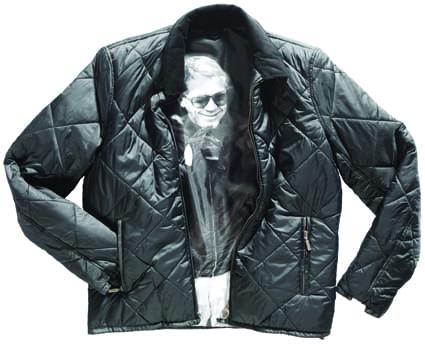 Steve McQueen Barbour Quilt Jacket