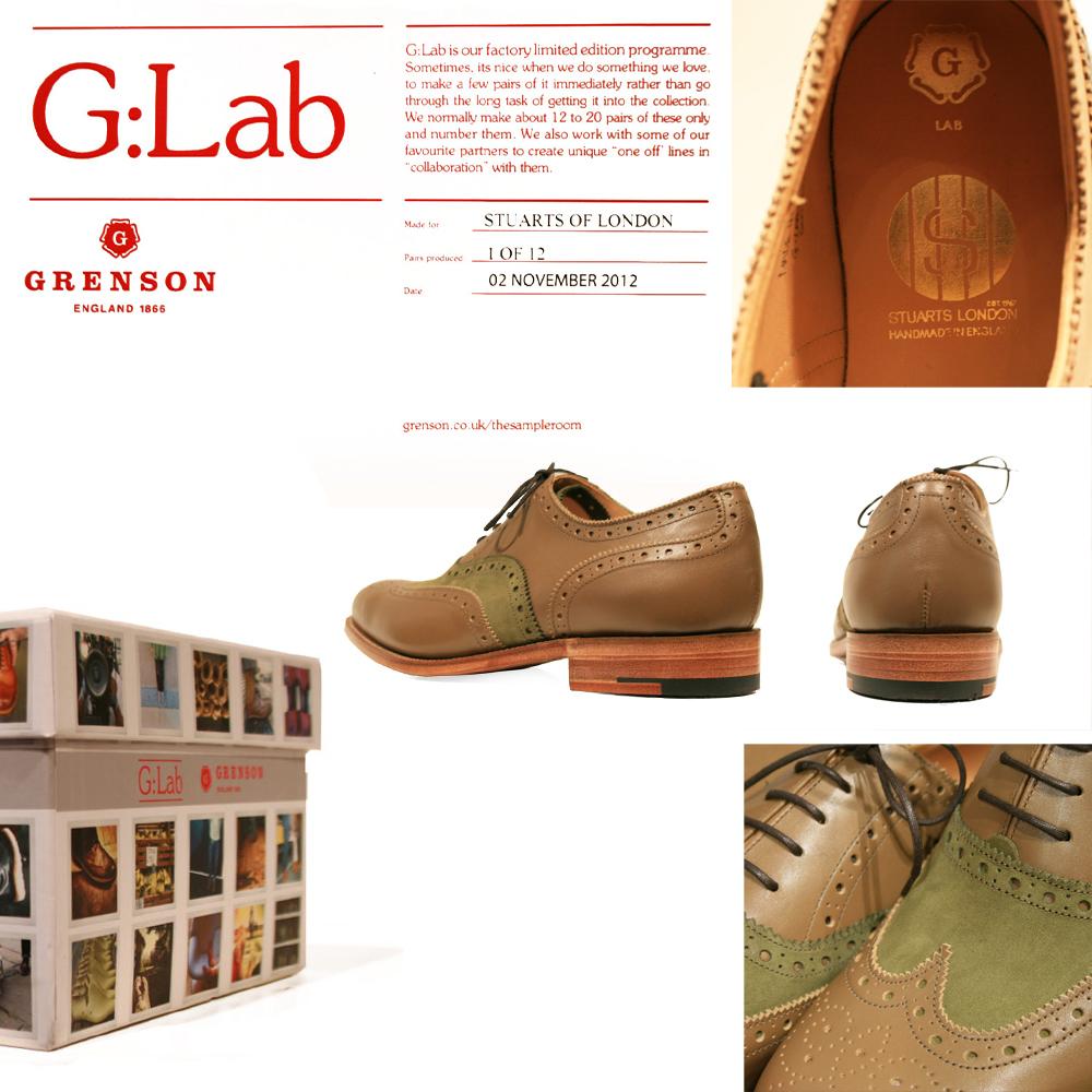 The Tweed Blazer shoe