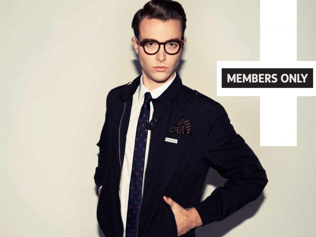Members Only Launches in UK at Stuarts London for End March 2013