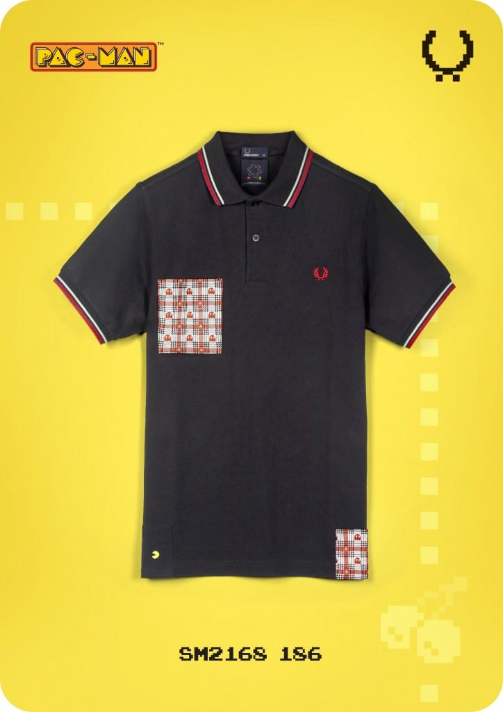 Fred Perry Blank Canvas Project with Ten_do_Ten