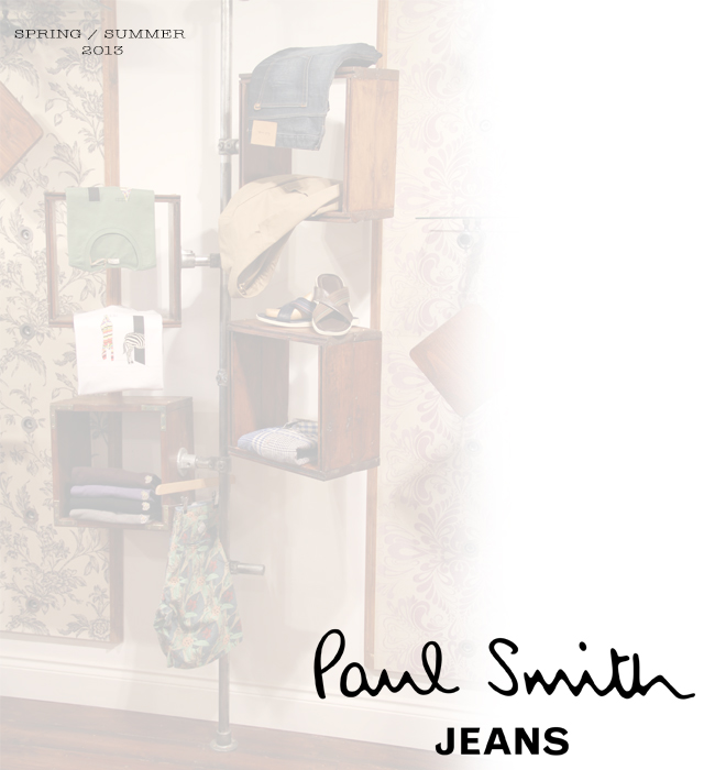 View Paul Smith Jeans for the Latest Mens Collection