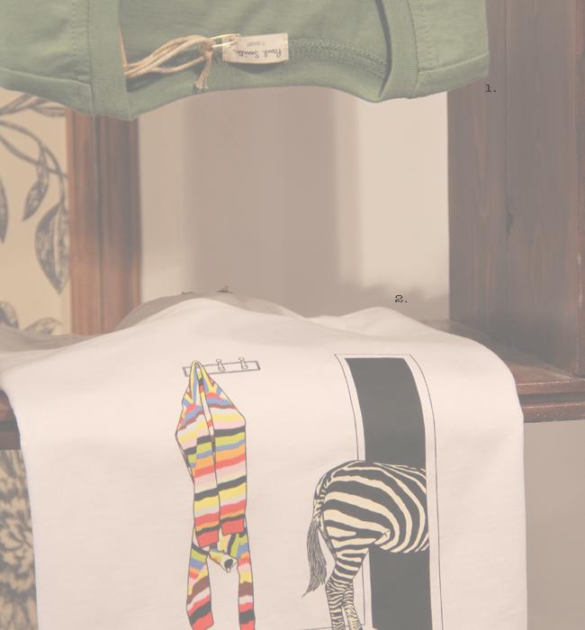 Paul Smith Zebra T Shirt Latest Styles