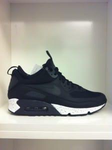 Nike Air Max 90s Mid Black