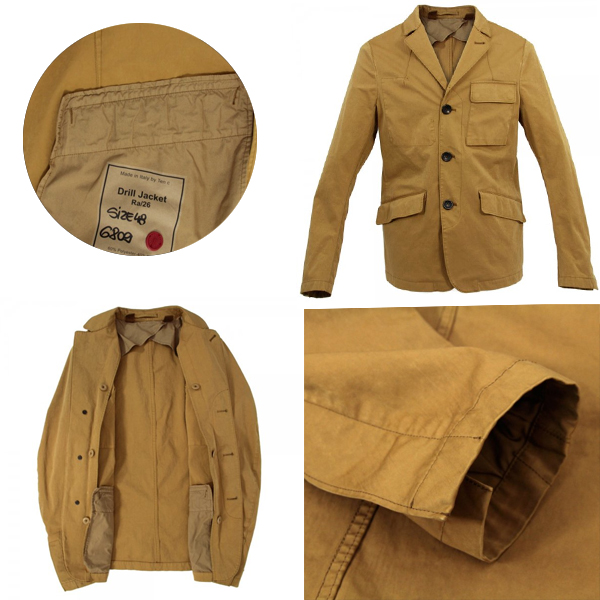 Ten-C-Drill-Jacket-Blazer