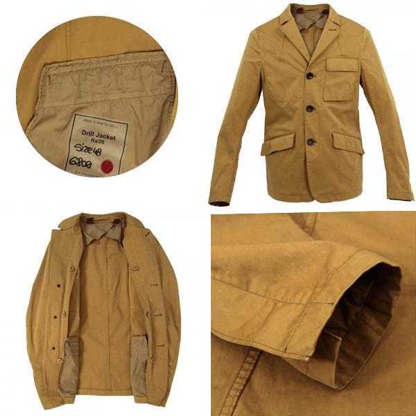 Ten-C-Drill-Jacket-Blazer