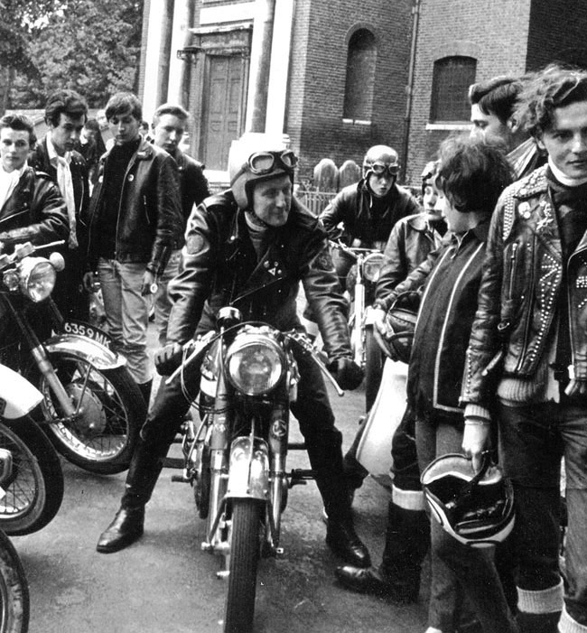 Matchless-at-Ace-Cafe