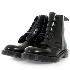 Arthur boot in black. A new icon