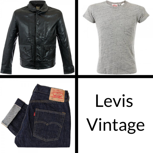 Levis Vintage