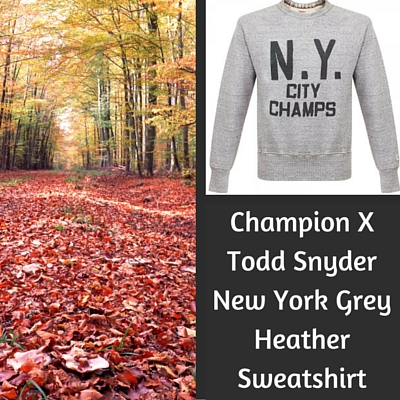 Champion X Todd Snyder Jumper