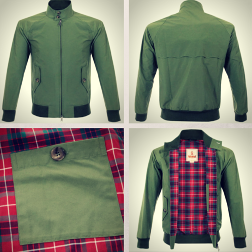 Harrington - Gadget