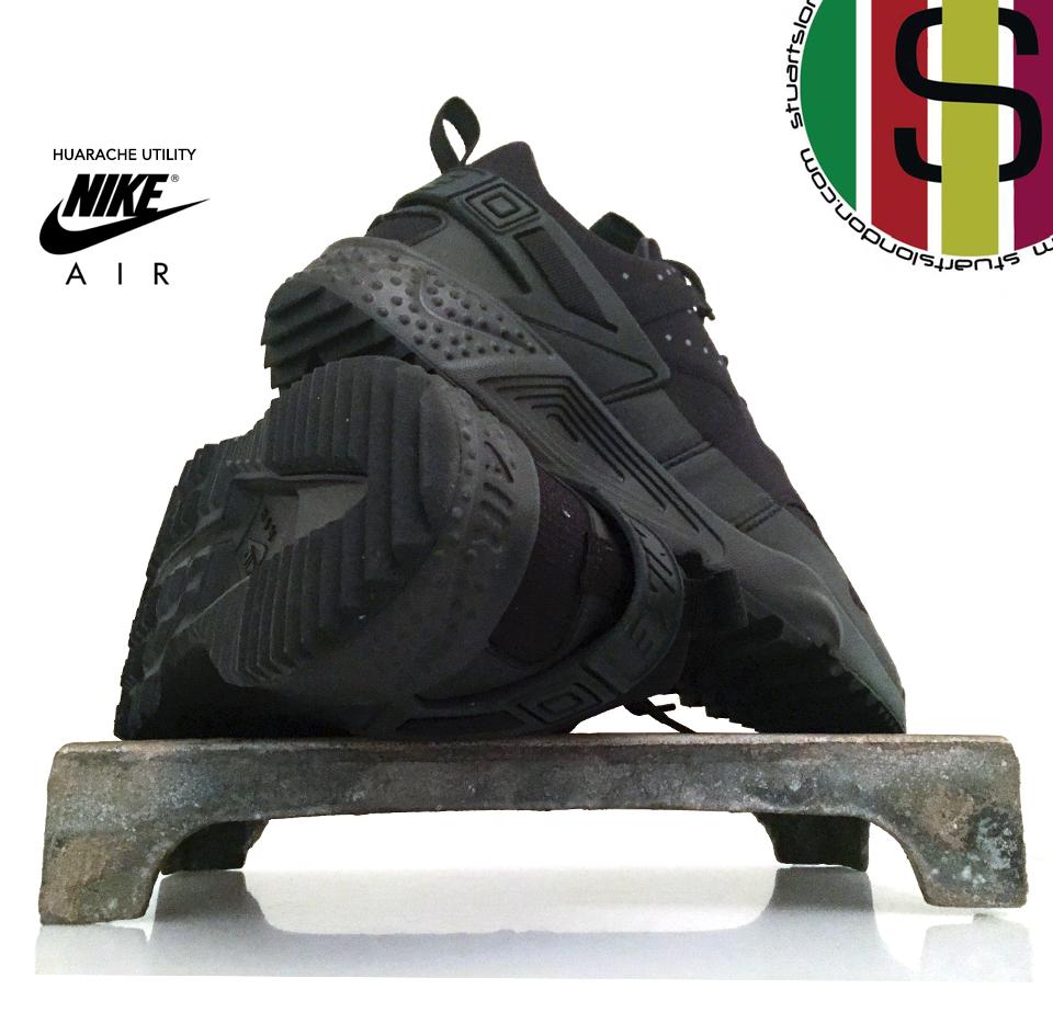 Nike-Air-Hurache-Utility-All-Black
