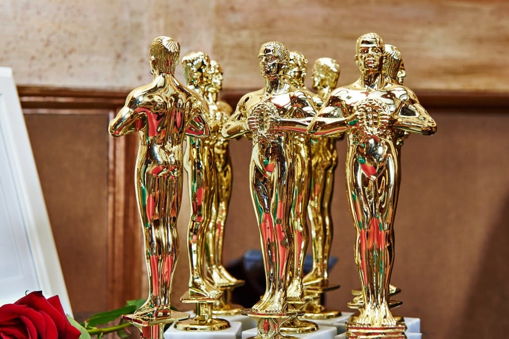 Statuettes nominations before presentation