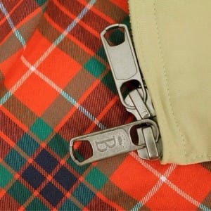 Harrington Jacket Textile