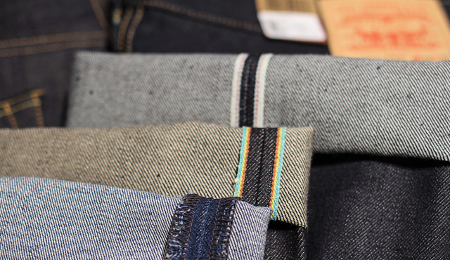 Selvedge Jeans Compared against Conventional Jeans