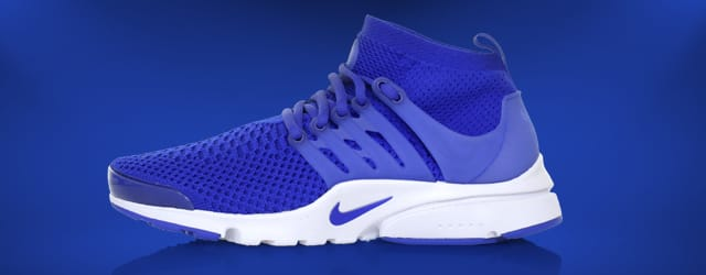 Nike Air Presto Blue Stuarts London