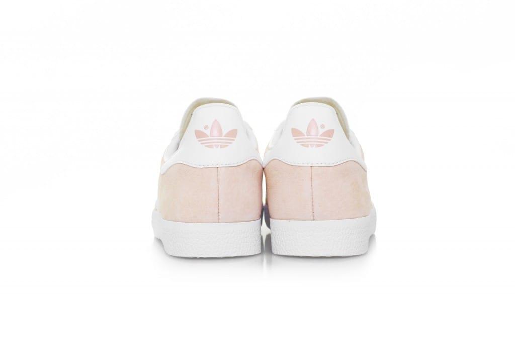 Adidas Gazelle Pink Suede