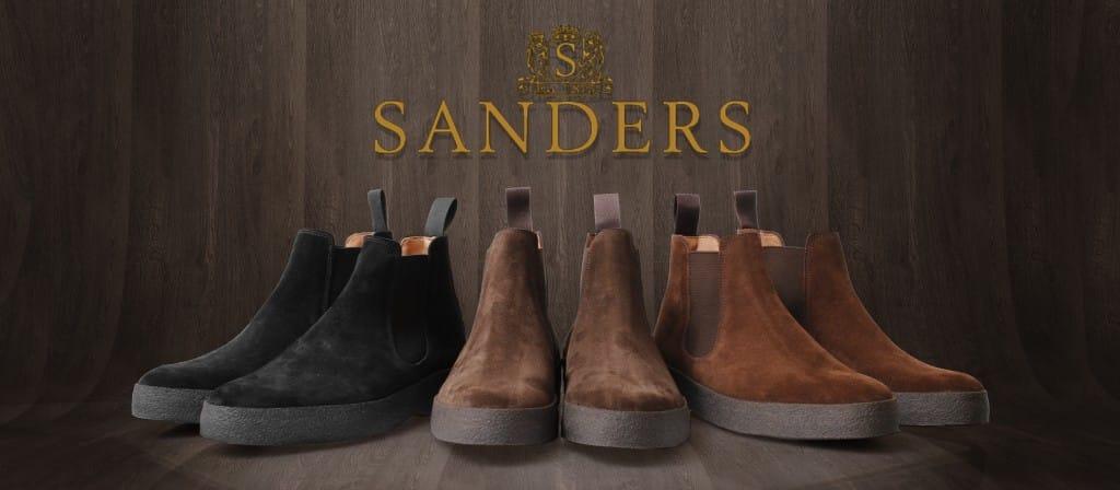 Sanders & Sanders Ltd New Arrivals