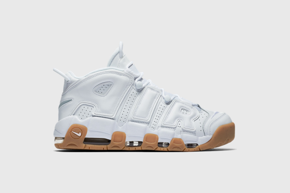 Nike Air More Uptempo Back