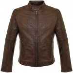 Human Scales Leather Jacket