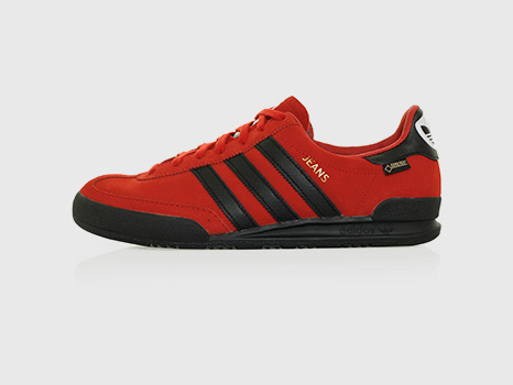 Adidas-Jeans-Red