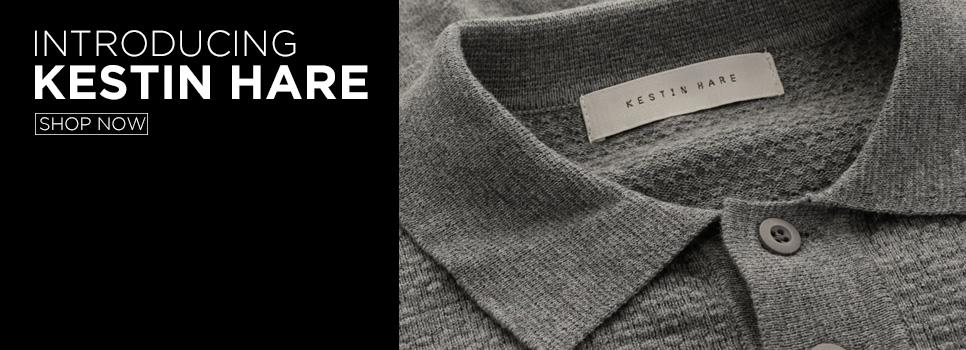 Shop Kestin Hare Menswear Now!