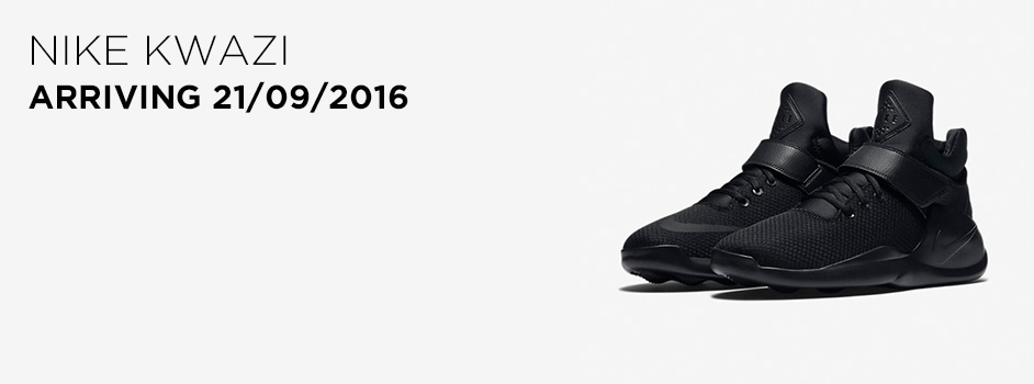 Buy Nike Kwazi Black/Black