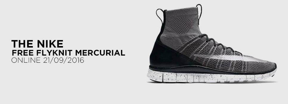 Nike Free Mercurial