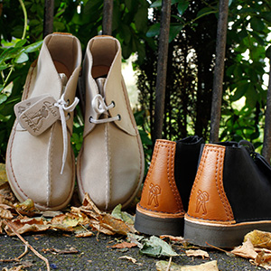 Clarks Originals X Beam