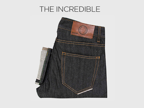 Human Scales- The Incredible