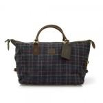 Barbour Tweed Bag